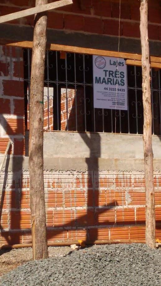 Lajes Três Marias -
